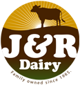 J&R Dairy Logo